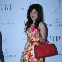 Vidya Malvade at Villeroy & Boch High Tea at Gauri Khan's Studio