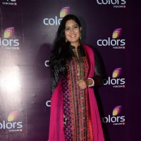 Saakshi Tanwar at Color's Party