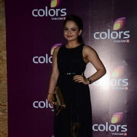 Giaa Manek at Color's Party