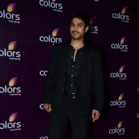 Vikas Bhalla at Color's Party
