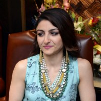 Soha Ali Khan at Launch of  Sunar Jewellery Shop in New Delhi,