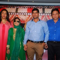 Anu Ranjan and Shashi Ranjan at Acid Attack Survivor Sonali Mukherjee Reception by NGO Beti