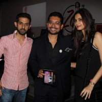 Diana Penty and Rohan Vaziralli at the Bobbi Brown Mumbai Launch Party