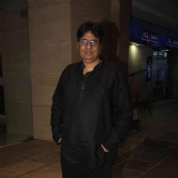 Vashu Bhagnani Snapped at Amar Singh's Bash