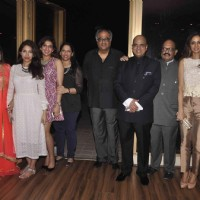 Celebs Snapped at Amar Singh's Bash