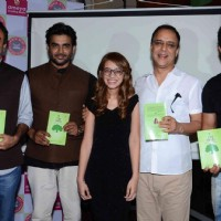 Team 3 Idiots at Book Launch of Anushka Joshi