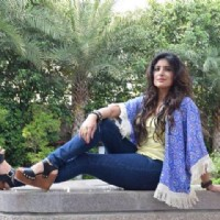 Kritika Kamra in Indor for Promotion of Reporters