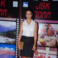 Gul Panag at J & K Bash