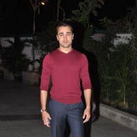 Imran Khan at Priyanka and Kangana's Bash for Winning National Awards