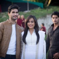 Surbhi Jyoti and Varun Toorkey
