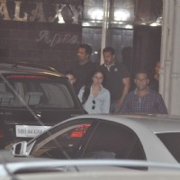 Kareena Kapoor Khan Snapped at Salman's Residence (Galaxy Apartments)