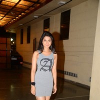 Jennifer Winget at Special Screening of Rann
