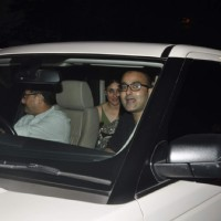 Kareena Kapoor was snapped outside Otters Club