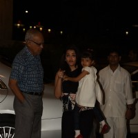 Aishwarya Rai Bachchan Leaves for Cannes Film Festival with Aaradhya