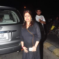 Rekha Bhardwaj at Deepika's Succes Bash for Piku!