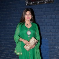 Alka Yagnik at Radio Mirchi Top 20 Awards
