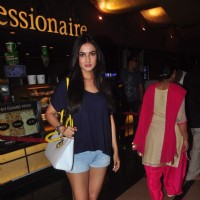 Sonal Chauhan at Screening of Tanu Weds Manu Returns