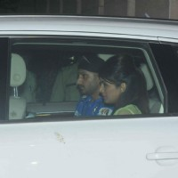 Harbhajan Singh at Ambani's Bash for Mumbai Indians Win!