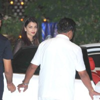 Aishwarya Rai Bachchan at Ambani's Bash for Mumbai Indians Win!