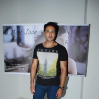Iqbal Khan at Shoot of Music Video O Meri Jaan