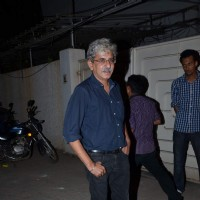 Sriram Raghavan at Tanu Weds Manu Returns Success Bash
