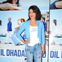 Priyanka Chopra at Special Screening of Dil Dhadakne Do