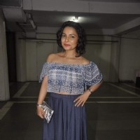Chitrashi Rawat at Munisha Khatwani's Debut Play