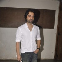 Arhaan Behl at Munisha Khatwani's Debut Play