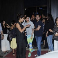 Deepika and Priyanka Snapped at Hard Rock Cafe