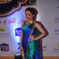Giaa Manek at Gold Awards