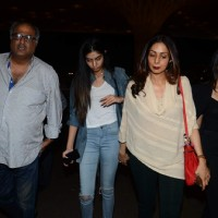 Kapoor Family leaves for IIFA 2015