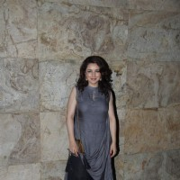 Tisca Chopra at Screening of Dil Dhadakne Do