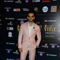 Karan Tacker at IIFA Awards