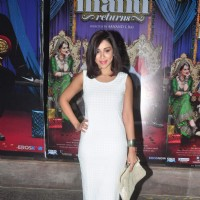 Amrita Puri at Tanu Weds Manu Returns Success Bash!