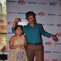 J D Majethia at Screening of Motu Patlu!