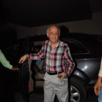 Mukesh Bhatt at Screening of Hamari Adhuri Kahani