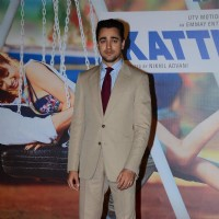Imran Khan at Trailer Launch of Katti Batti