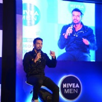 Arjun Rampal at Launch of NIVEA MEN Body Deodorizer