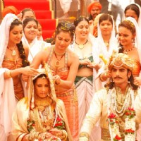 Rani Padmavati and Ratan Singh marriage