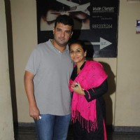 Vidya Balan With Her Husband Siddharth Roy Kapur!