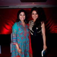 Renuka Shahane and Tisca Chopra at Music Launch of Marathi Movie 'Highway'