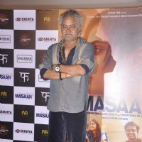 Sanjai Mishra at Trailer Launch of Masaan