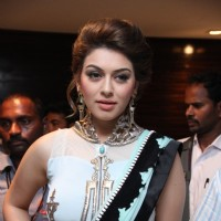 Hansika Motwani Looks Pretty at Trailer and Audio Launch of Uyire Uyire!
