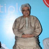 Javed Akhtar at Book Launch of Me Mia Multiple!