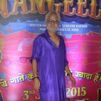 Sanjay Mishra at Premiere of Guddu Rangeela