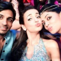 Sanaya Irani and Kavita Kaushik at JDJ 8