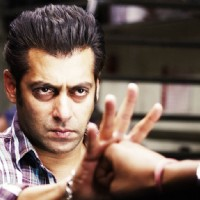 Salman Khan looking angry | Wanted Photo Gallery