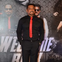 Nana Patekar at Trailer Launch of Welcome Back