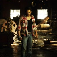 Salman Khan looking fired