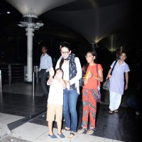 Karishma Kapoor Snapped at Airport